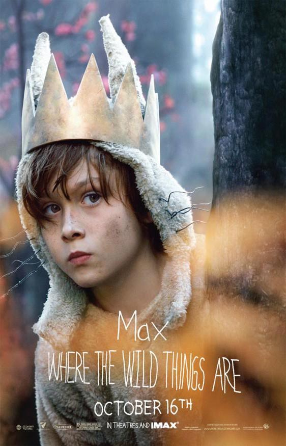 Where the Wild Things Are Poster #7