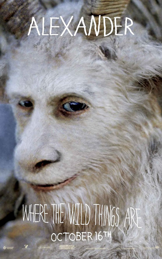 Where the Wild Things Are Poster #9