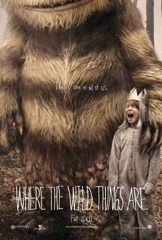 Where the Wild Things Are Poster #1