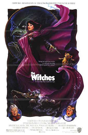 The Witches Poster #1