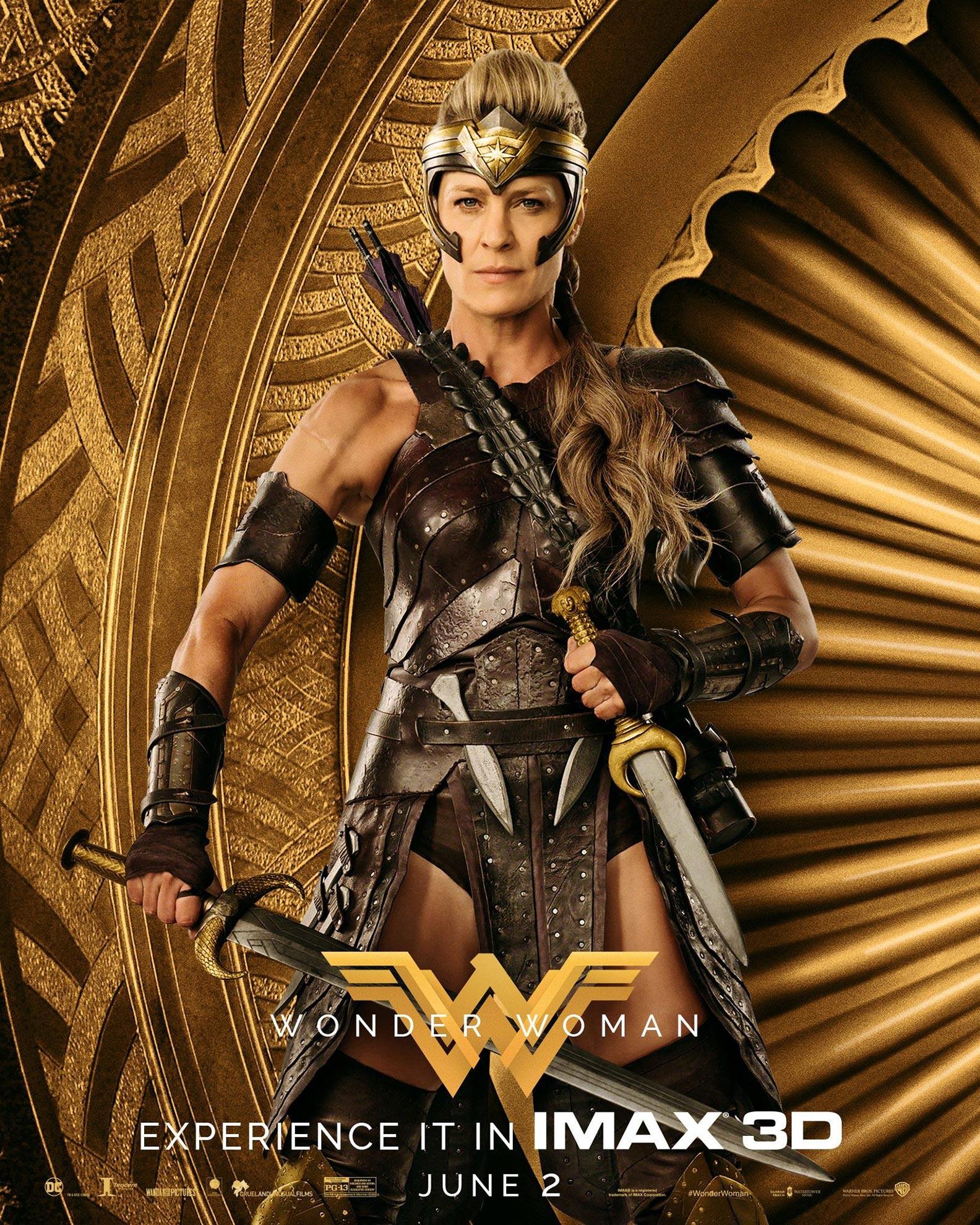 Wonder Woman 2017 Poster 1 Trailer Addict