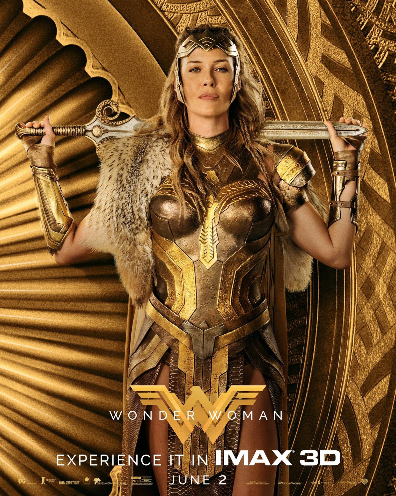 Wonder Woman Poster #9