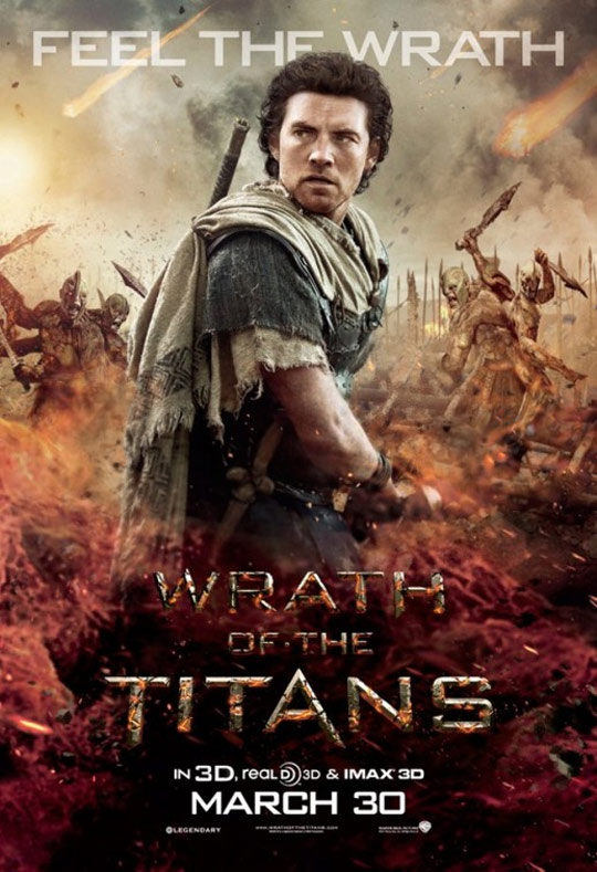 Wrath of the Titans Poster #4