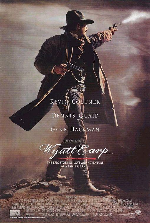 Wyatt Earp Poster #1
