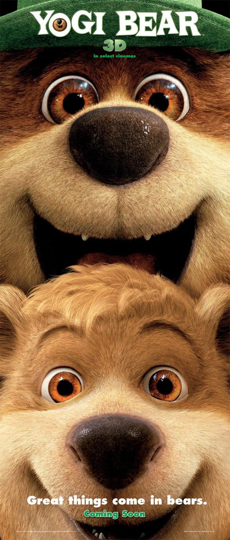 Yogi Bear Poster #4