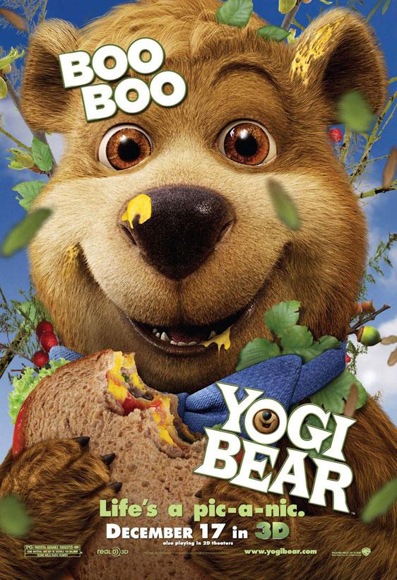 Yogi Bear Poster #7