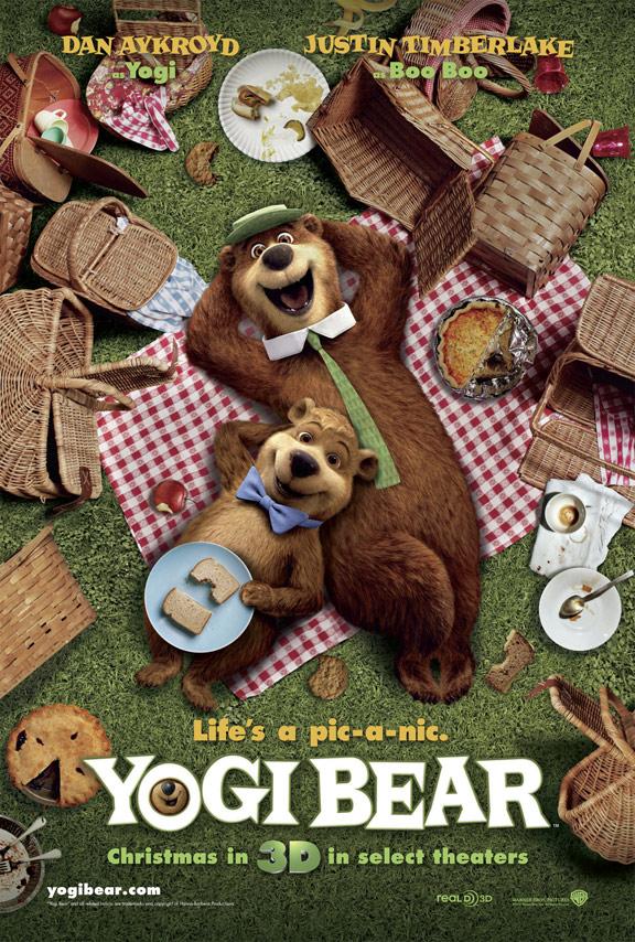 Yogi Bear Poster #1