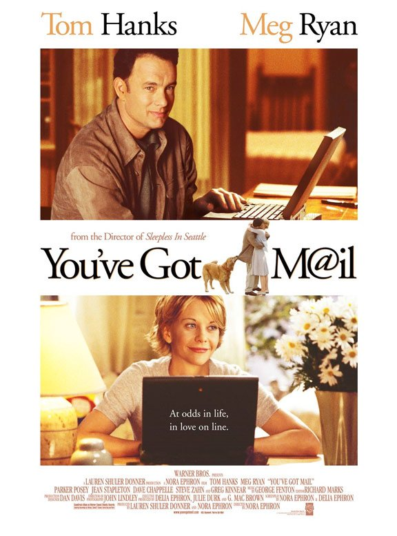 You've Got Mail Poster #1