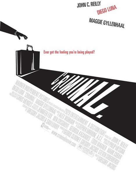 Criminal Poster #1