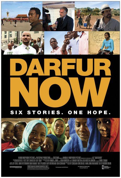 Darfur Now Poster #1