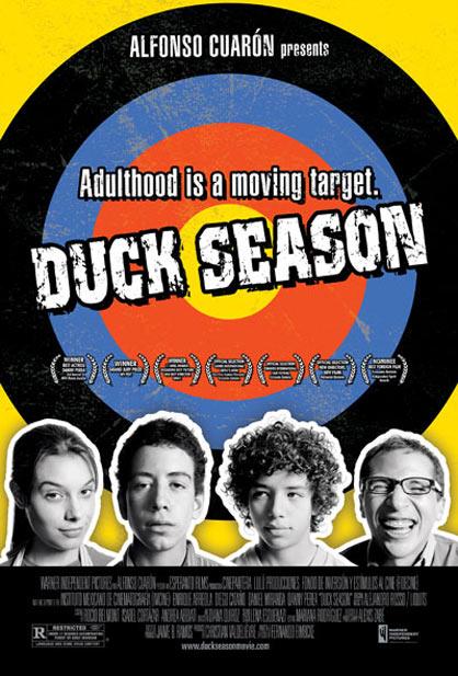 Duck Season Poster #1
