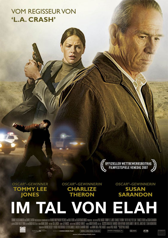 In the Valley of Elah Poster #3