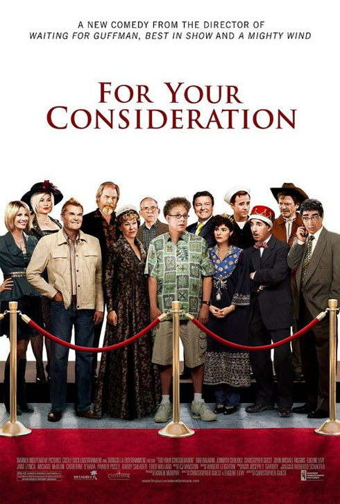 For Your Consideration Poster #1