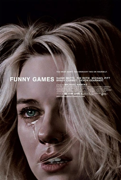 Funny Games Poster #1