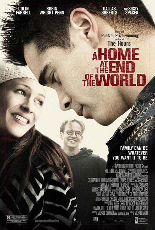 A Home at the End of the World Poster #1