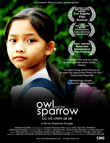 Owl and the Sparrow Poster #1