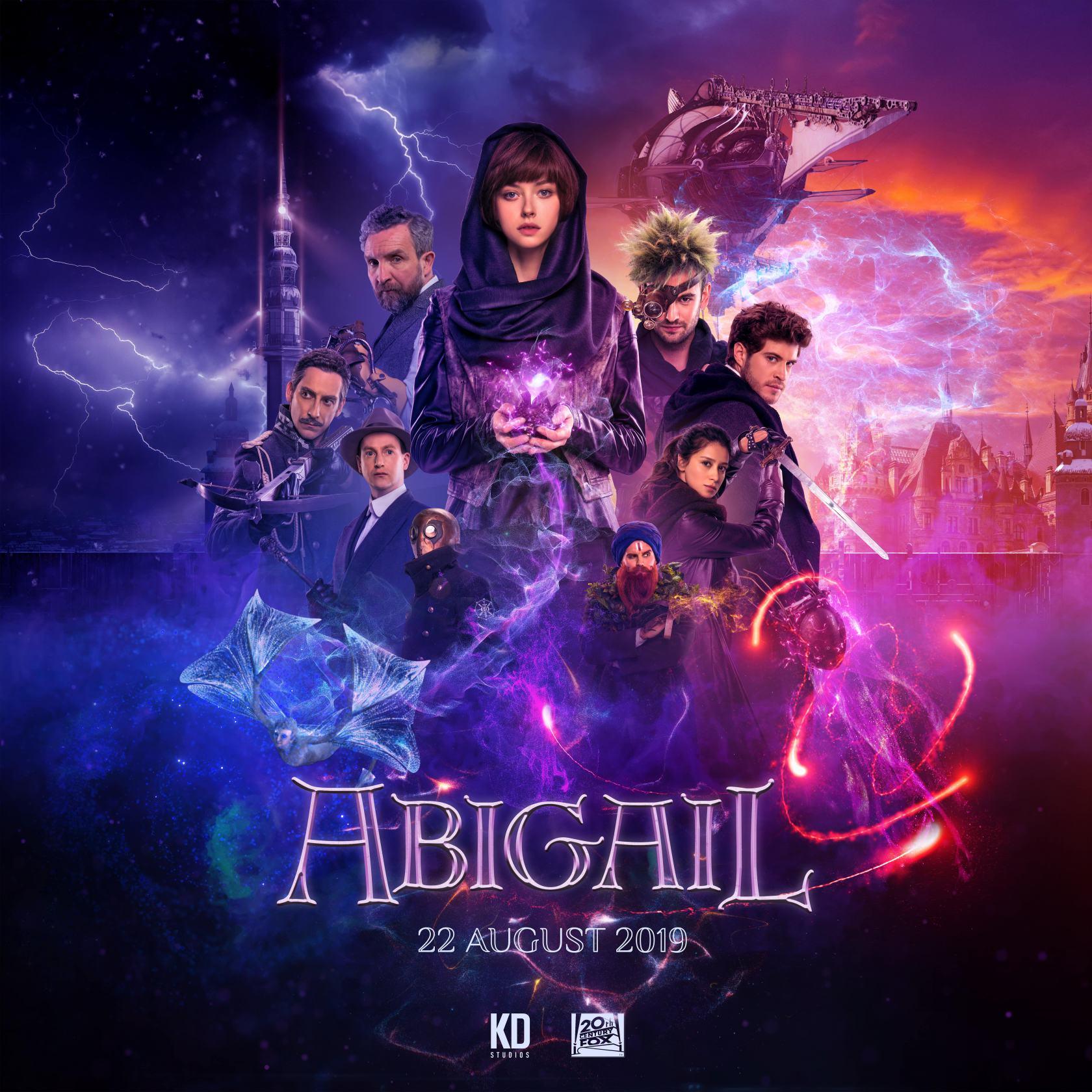 Abigail Poster #1