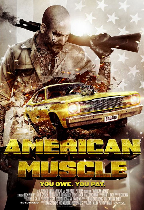 American Muscle Poster #1