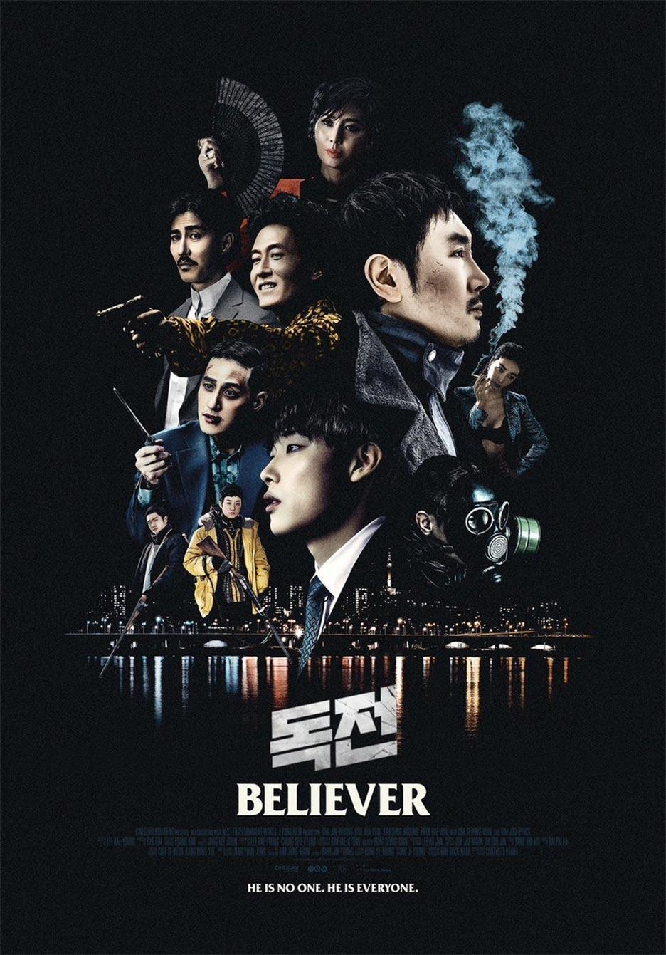 Believer Poster #1
