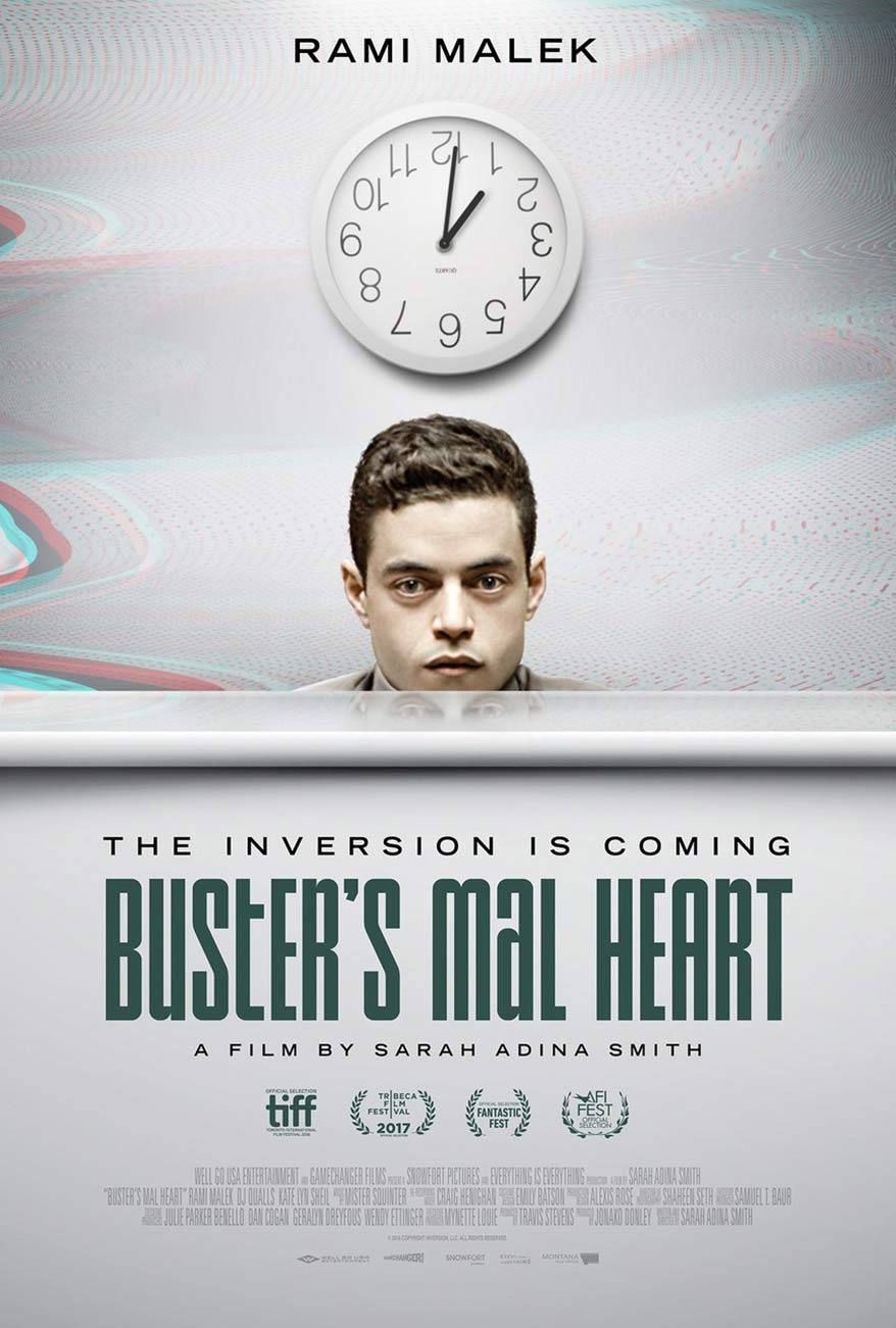 Buster's Mal Heart Poster #2