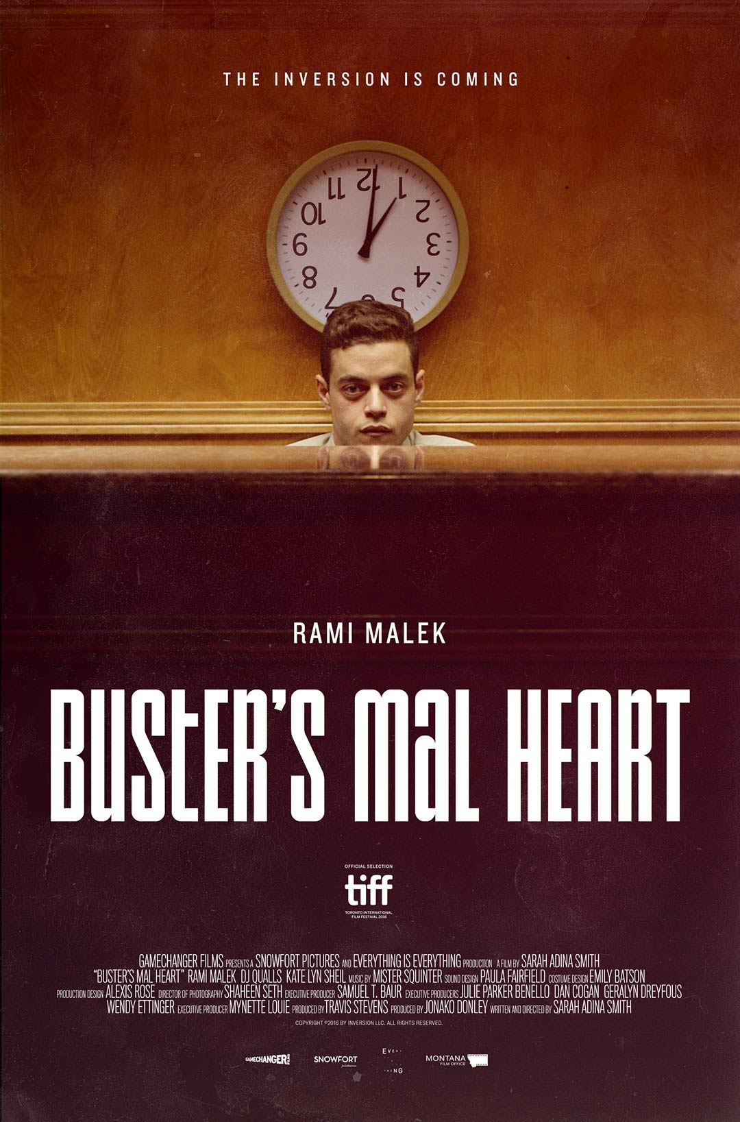 Buster's Mal Heart Poster #1
