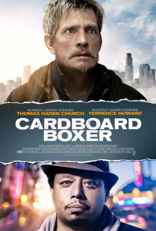 Cardboard Boxer Poster #1