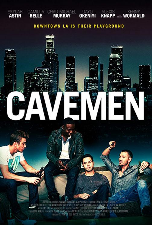 Cavemen Poster #1