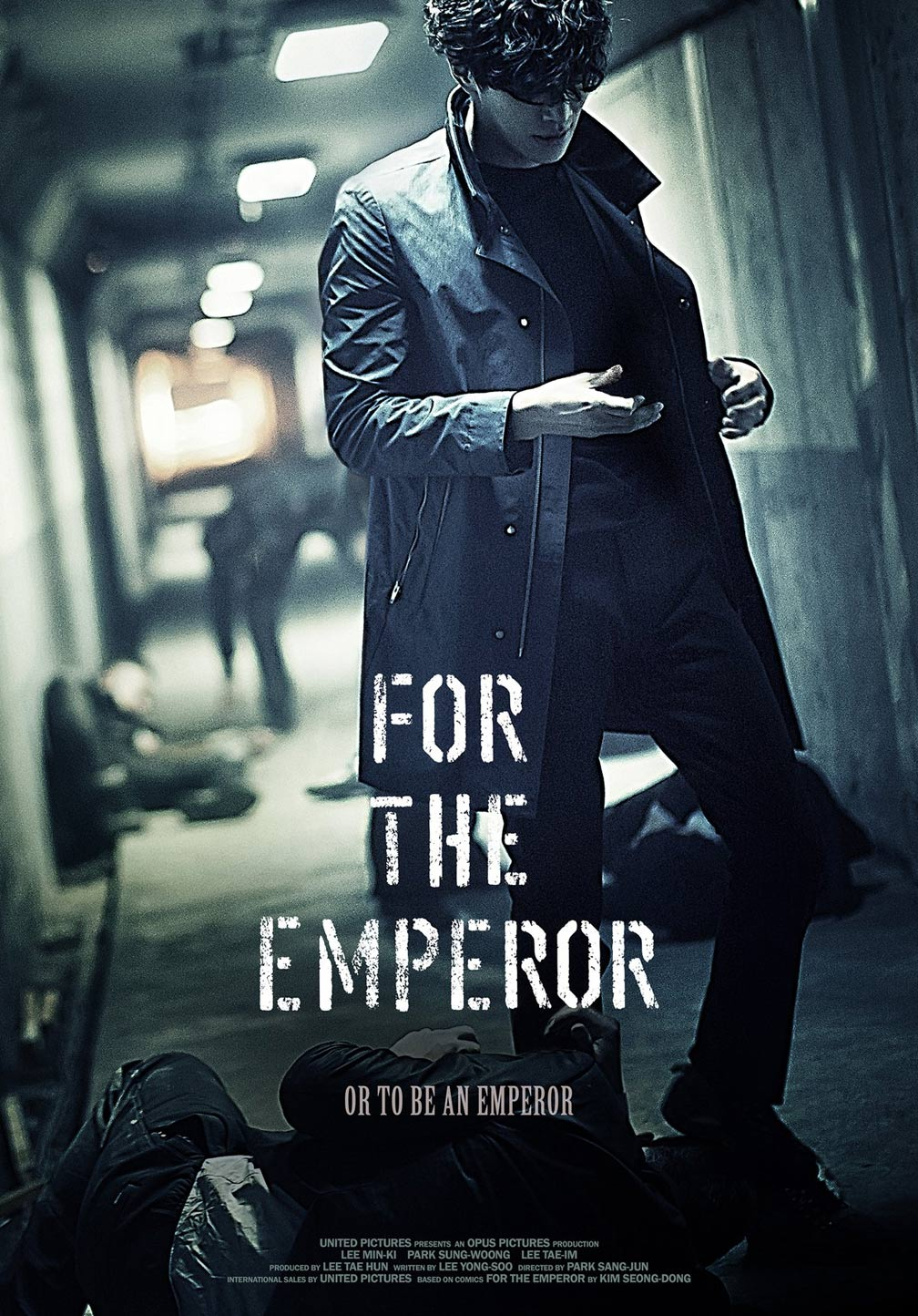 For the Emperor Poster #1