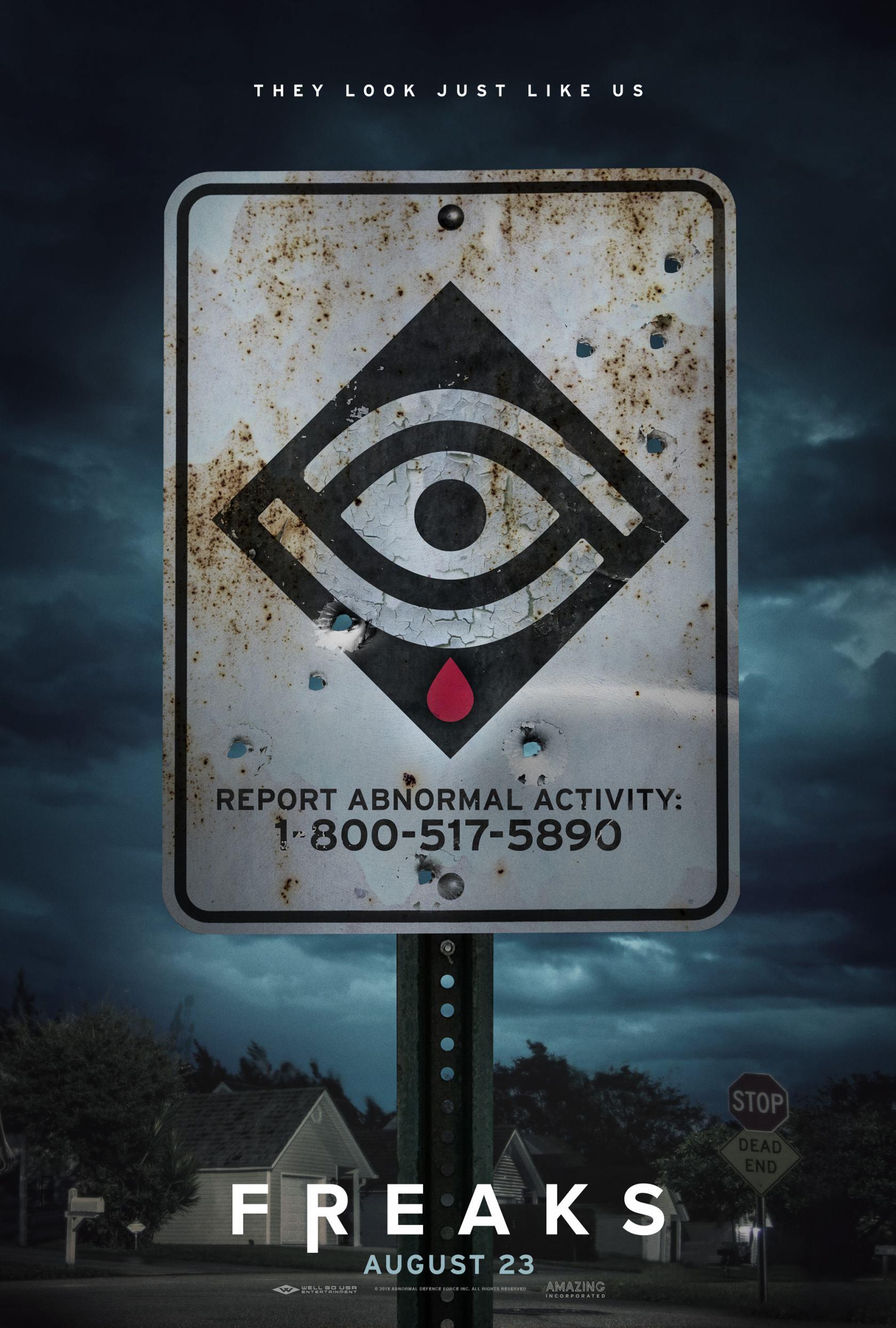 Freaks Poster #1