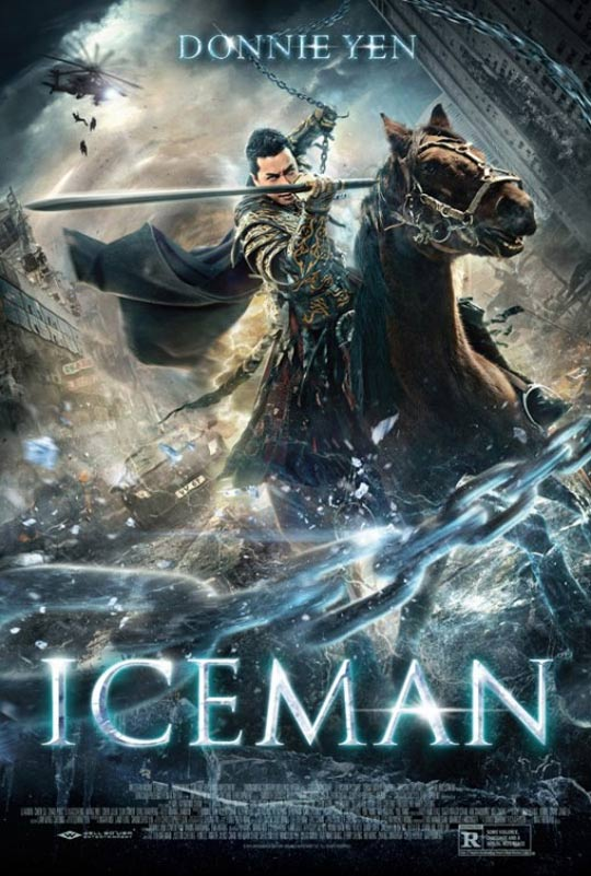 Iceman Poster #1
