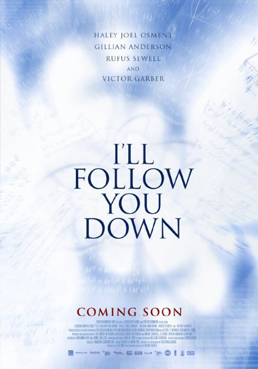 I'll Follow You Down Poster #1