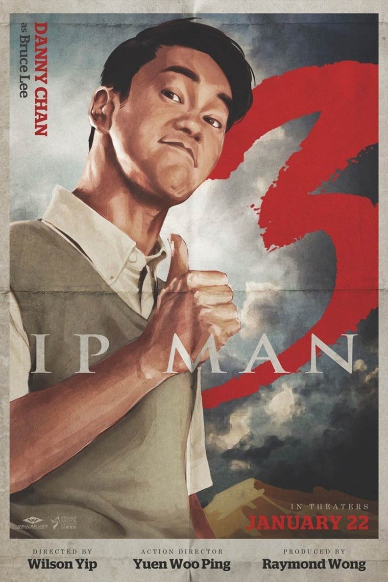 Ip Man 3 (2016) Poster #4 - Trailer Addict
