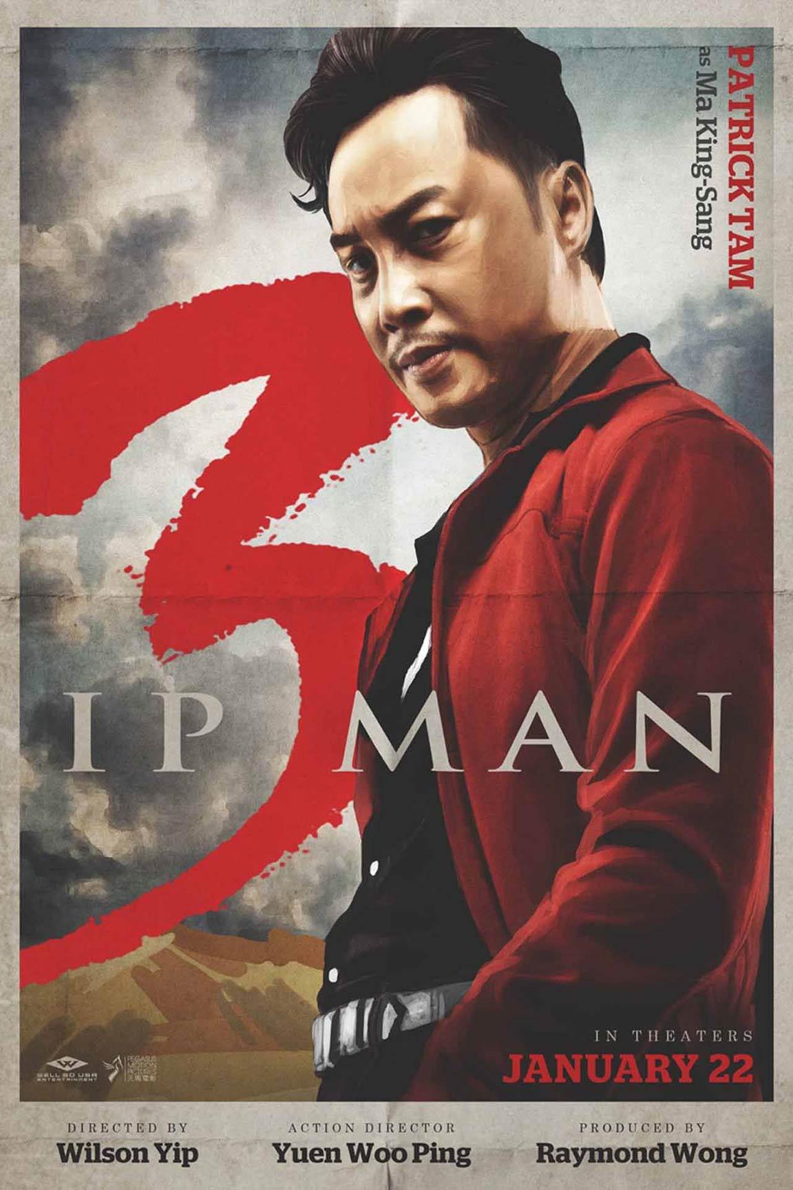 Ip Man 3 Poster #3