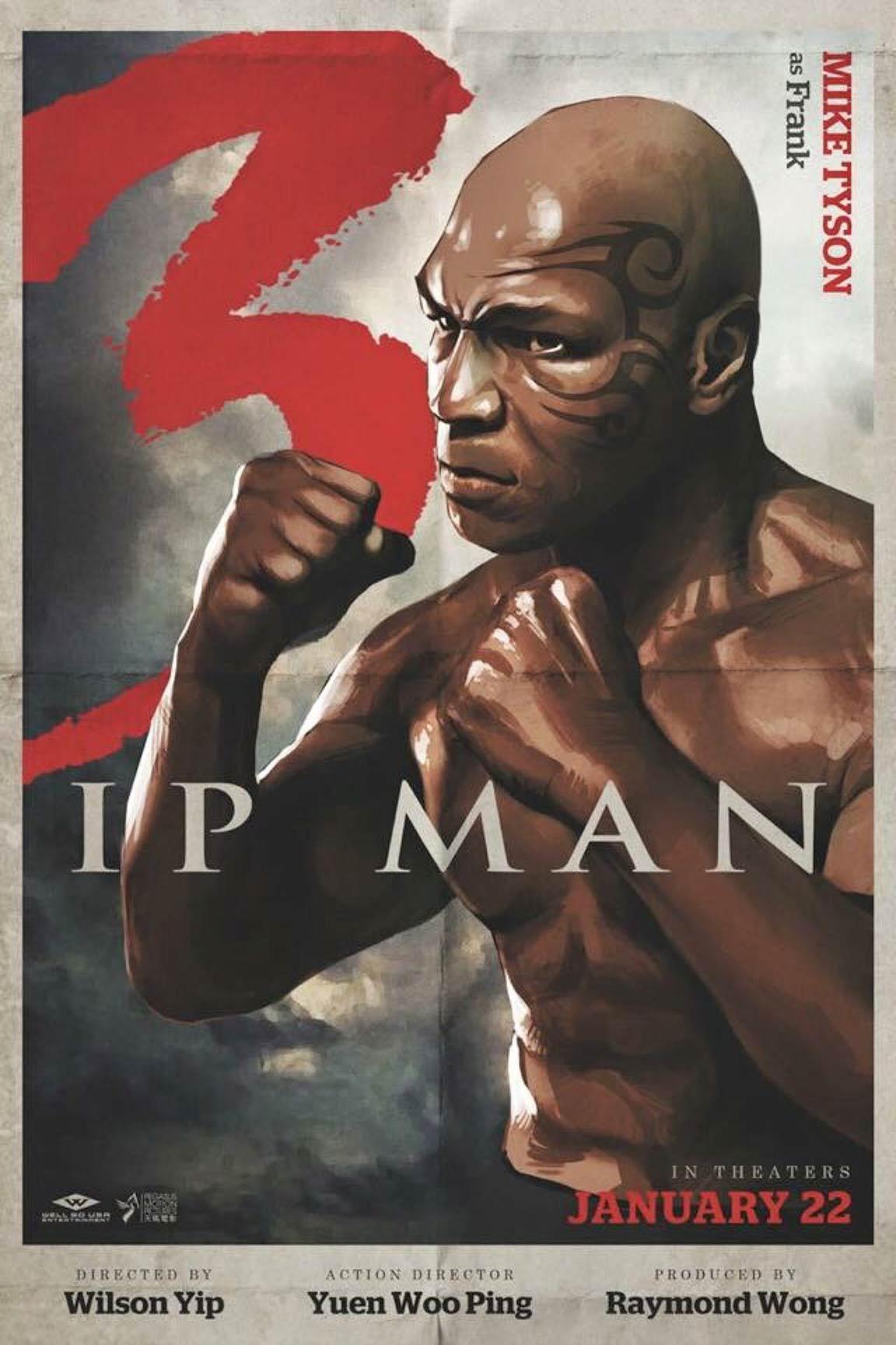 Ip Man 3 Poster #4