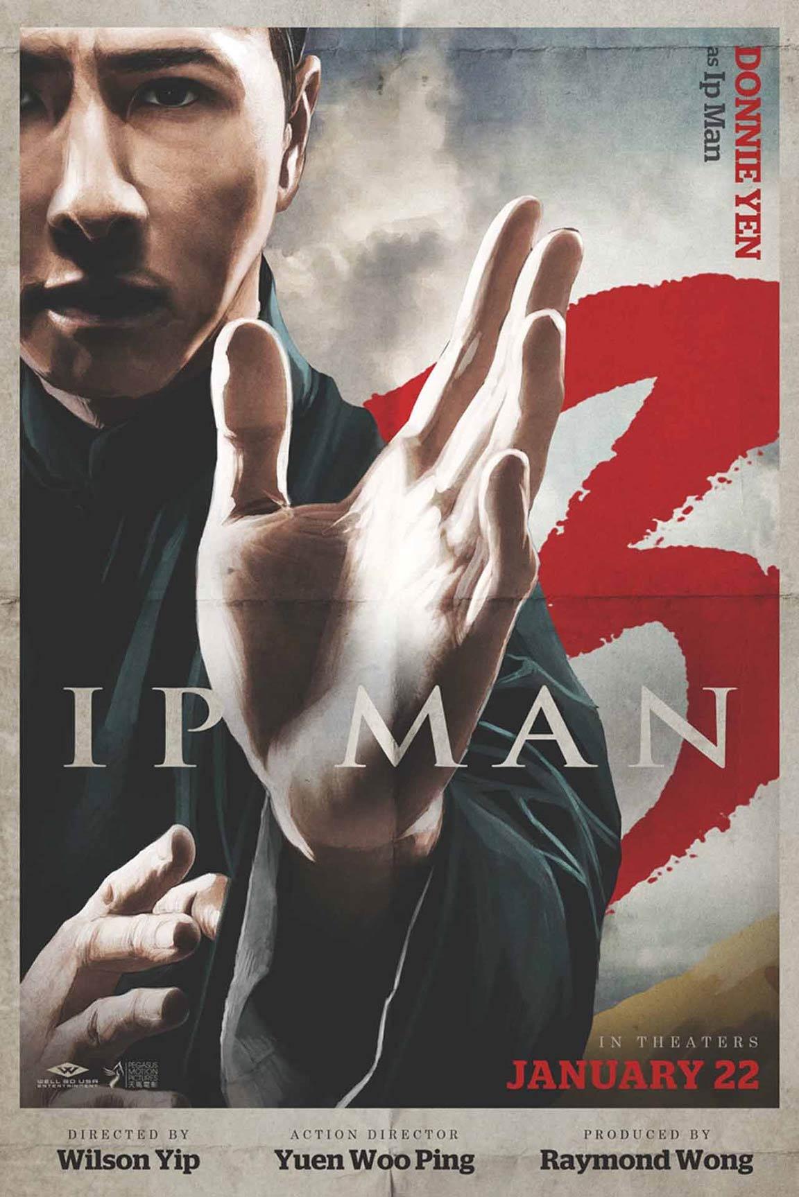Ip Man 3 Poster #5