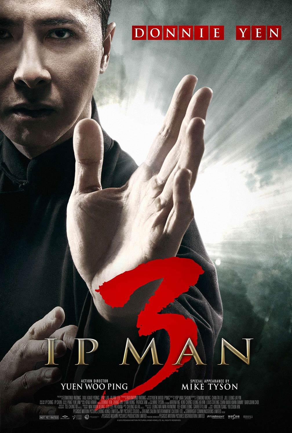 Ip Man 3 Poster #1