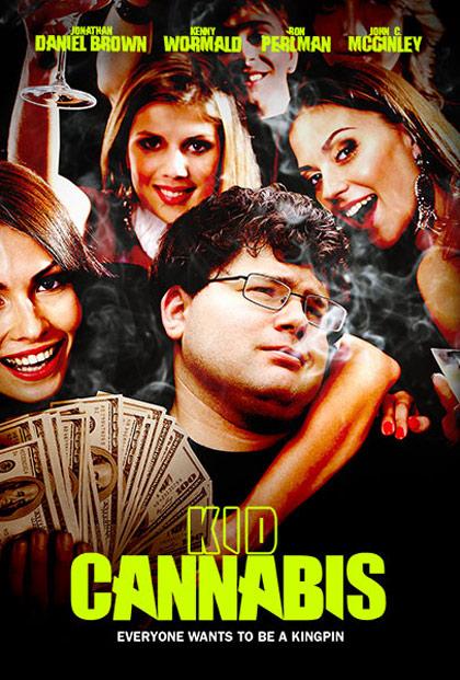 Kid Cannabis Poster #1
