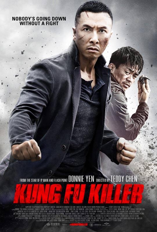 Kung Fu Killer Poster #1