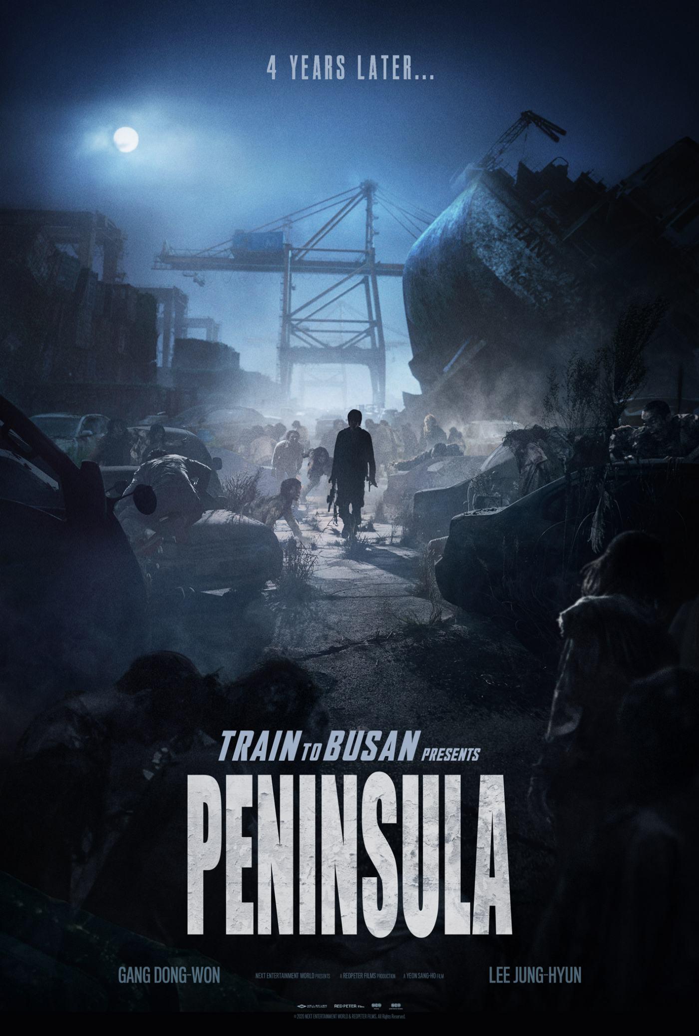 Train to Busan Presents: Peninsula Poster #1