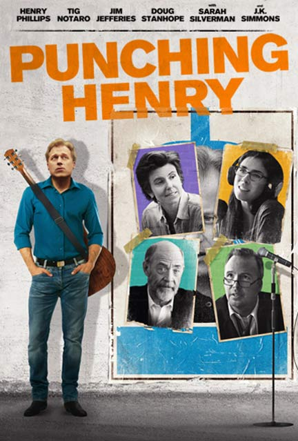 Punching Henry Poster #1