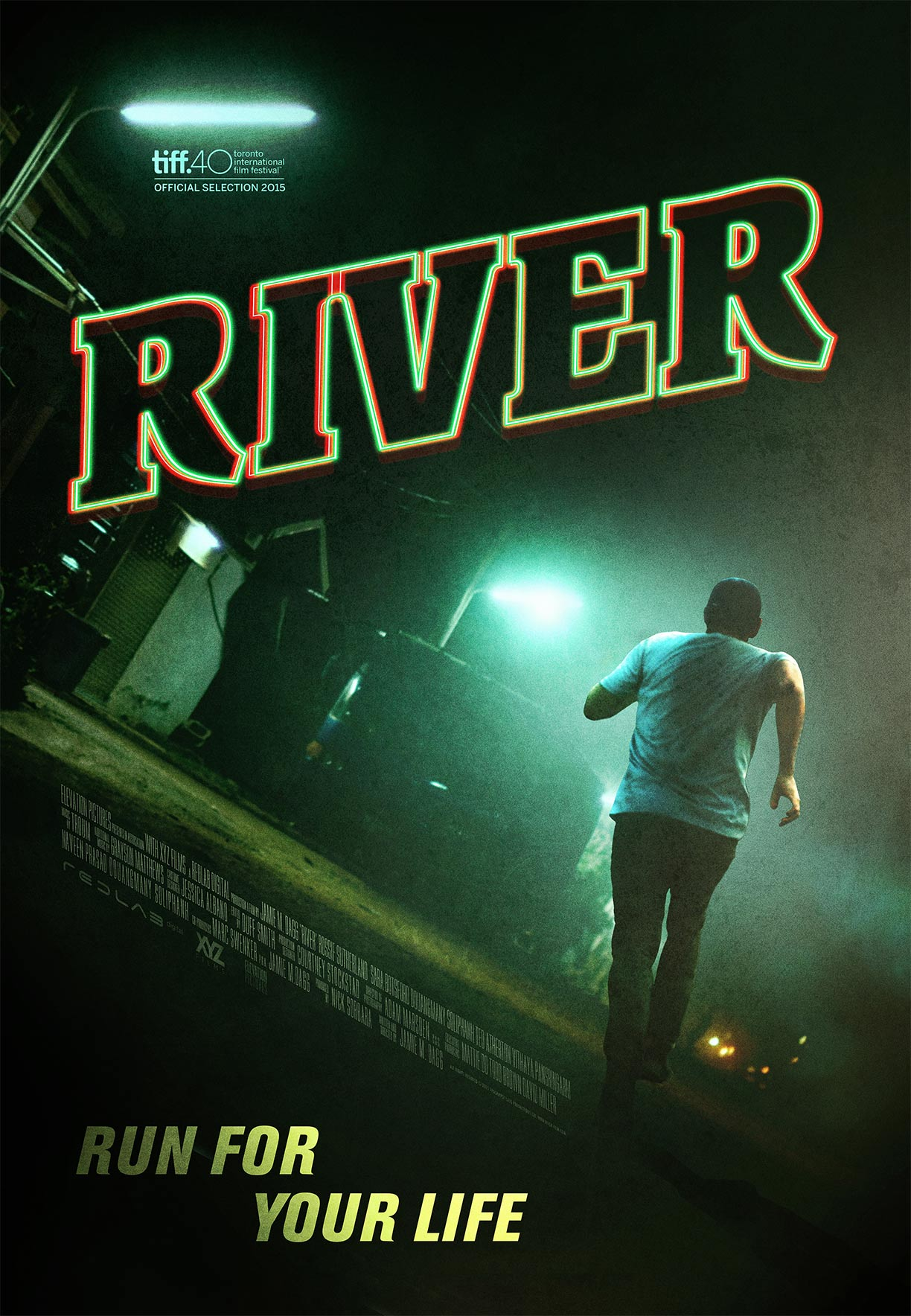 River Poster #1