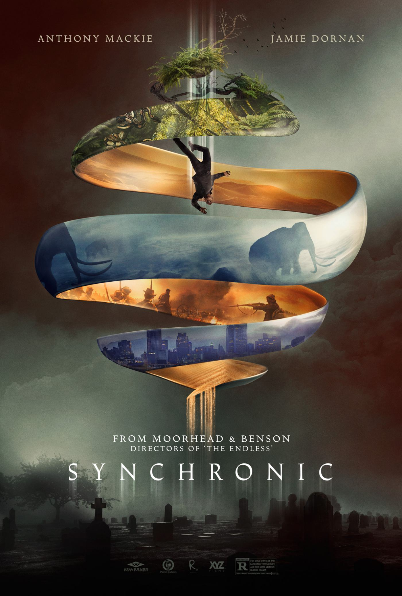 Synchronic Poster #1
