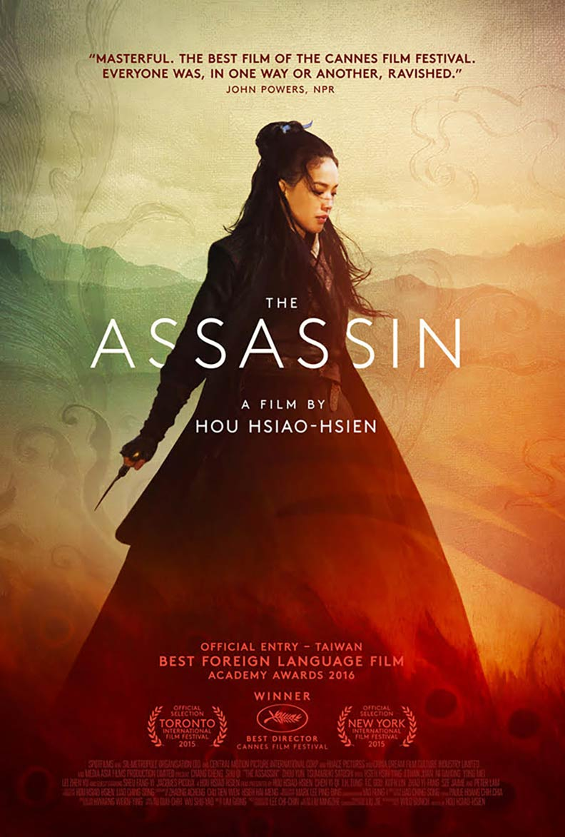 The Assassin Poster #1