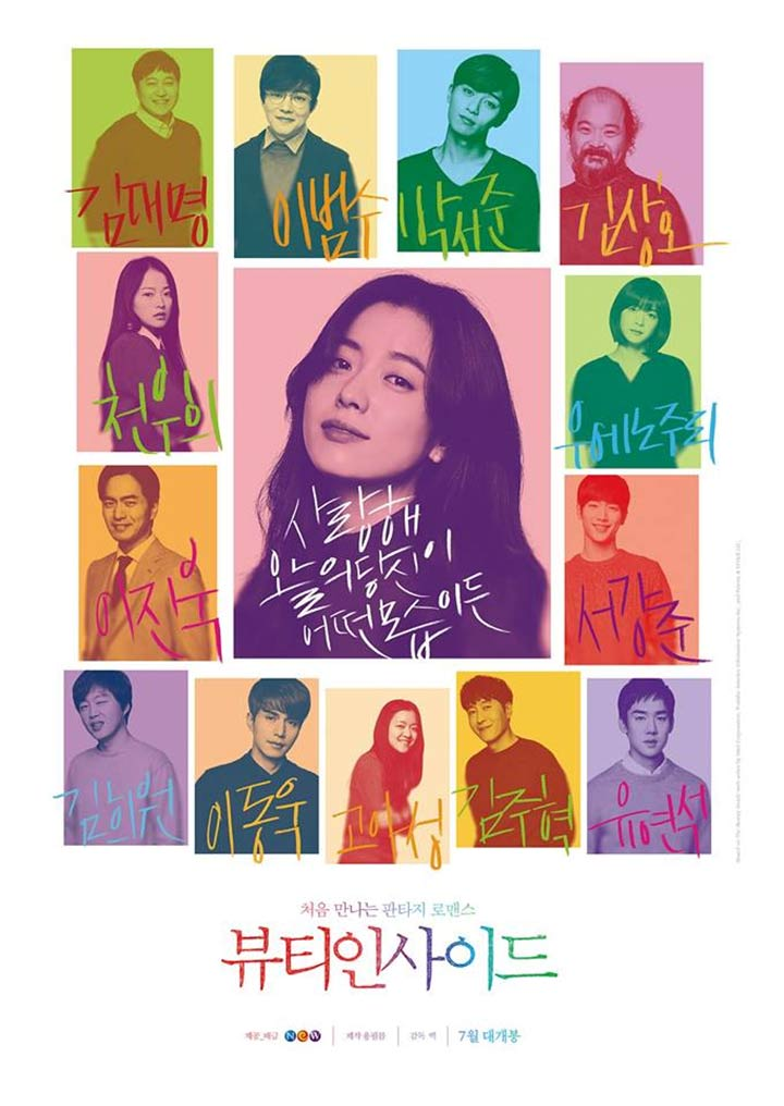 The Beauty Inside Poster #1