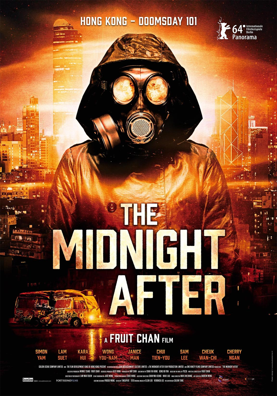 The Midnight After Poster #1