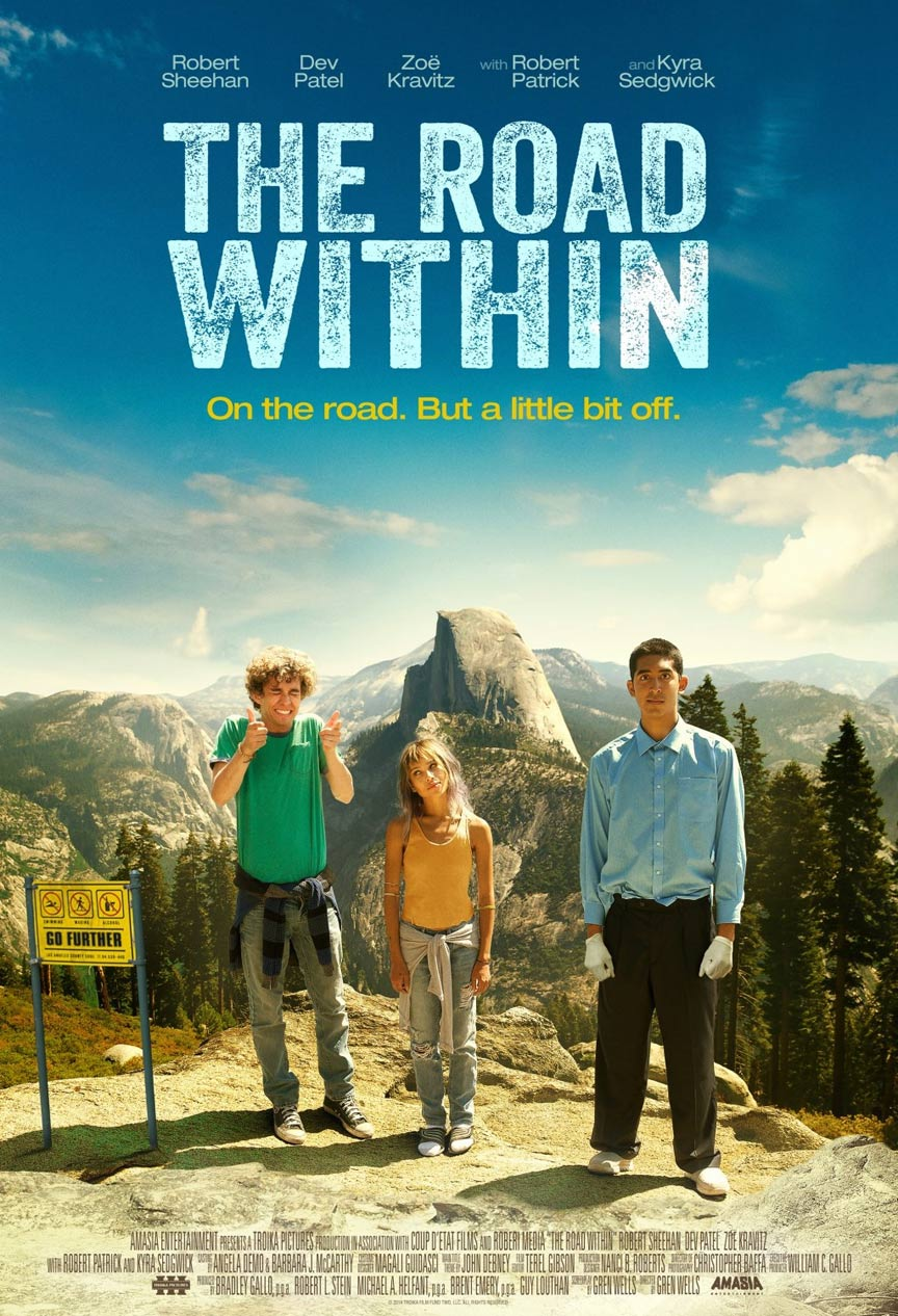 The Road Within Poster #1