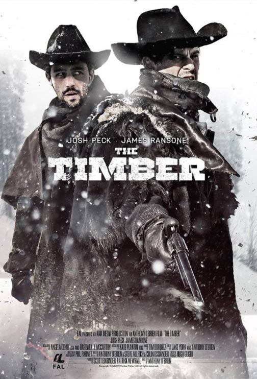 The Timber Poster #1