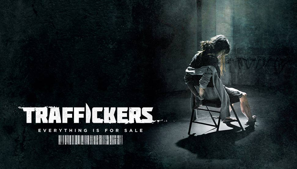 Traffickers Poster #1