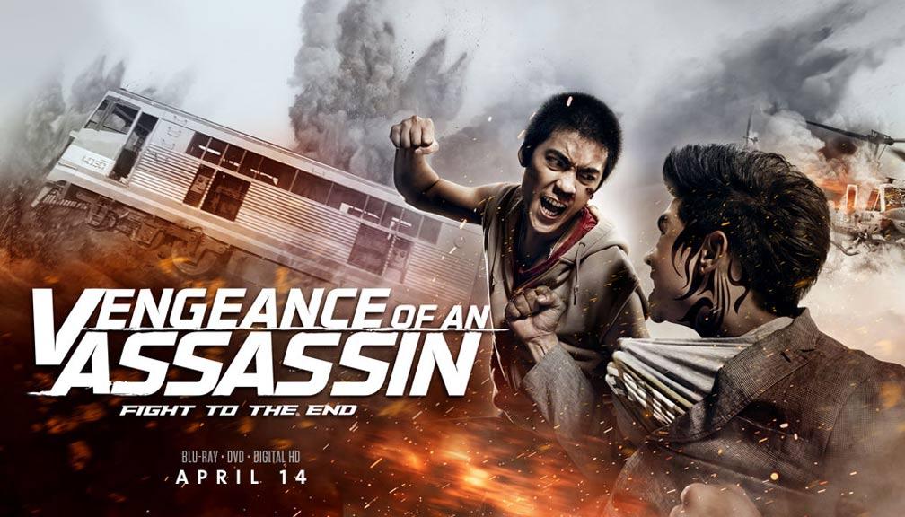 Vengeance of an Assassin Poster #1