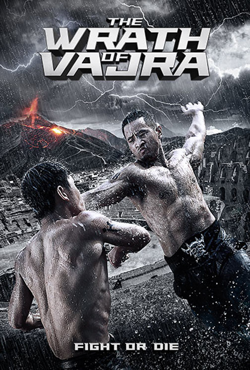 The Wrath of Vajra Poster #1